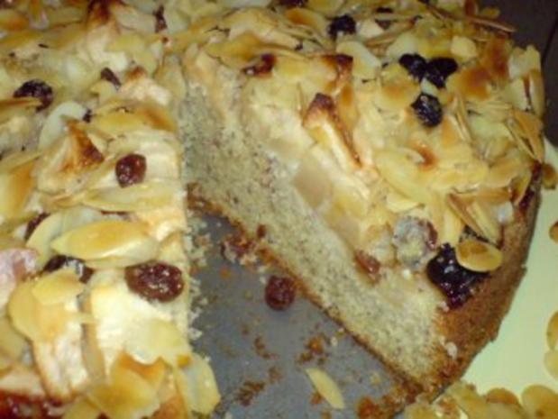Feiner Apfelkuchen - Rezept - Bild Nr. 9