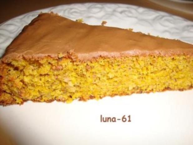 Kuchen + Torten : Kürbiskuchen - Rezept