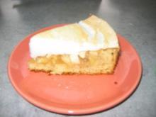 WW: Apfel-Pudding-Torte - Rezept