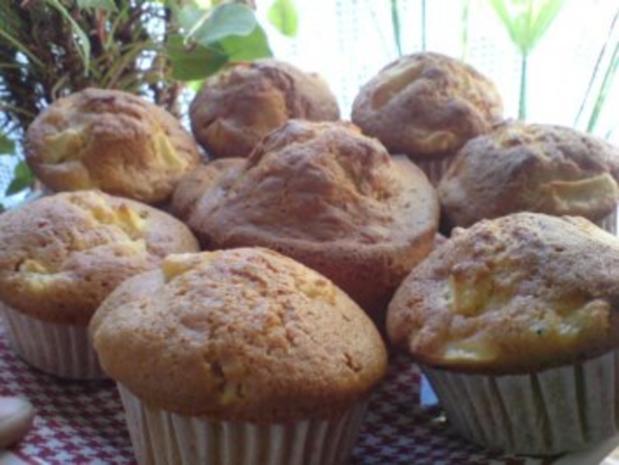 Apfel-Muffin - Rezept - Bild Nr. 2