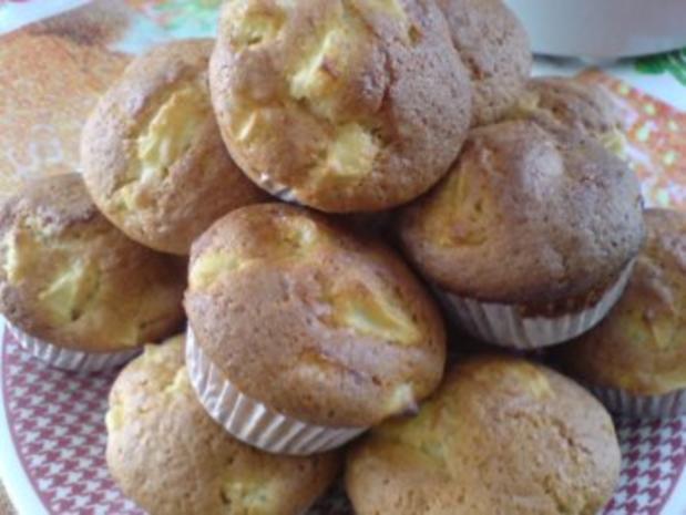 Apfel-Muffin - Rezept - Bild Nr. 3