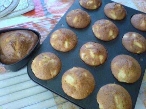 Apfel-Muffin - Rezept - Bild Nr. 12