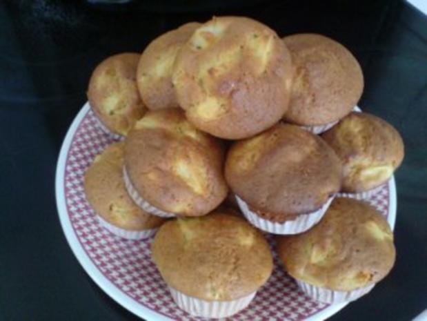 Apfel-Muffin - Rezept - Bild Nr. 13