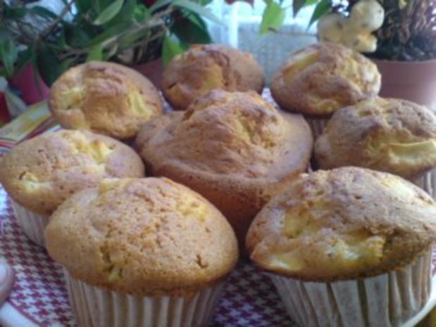 Apfel-Muffin - Rezept - Bild Nr. 14