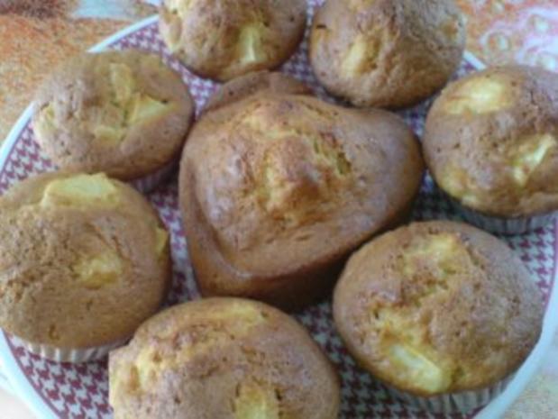 Apfel-Muffin - Rezept - Bild Nr. 15