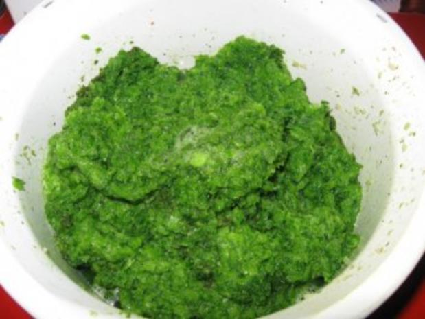 Suppengrün haltbar gemacht - Rezept - Bild Nr. 13