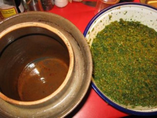 Suppengrün haltbar gemacht - Rezept - Bild Nr. 15