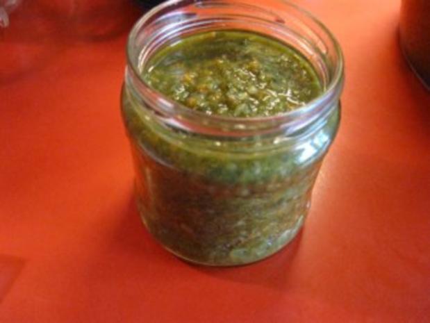 Suppengrün haltbar gemacht - Rezept - Bild Nr. 19