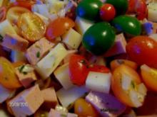 Minipflaumentomaten-Salat - Rezept