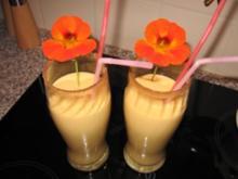 Tropical-Mango-Shake - Rezept