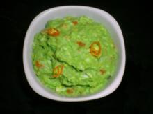 Guacomole - Rezept