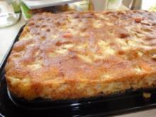 Haselnuss-Apfel-Kuchen - Rezept