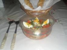 Feuriger Heringssalat - Rezept