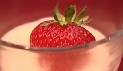 Erdbeer-Tiramisu (Hendrik Martz) - Rezept