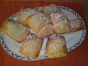 Apfel-Mohn-Taschen - Rezept