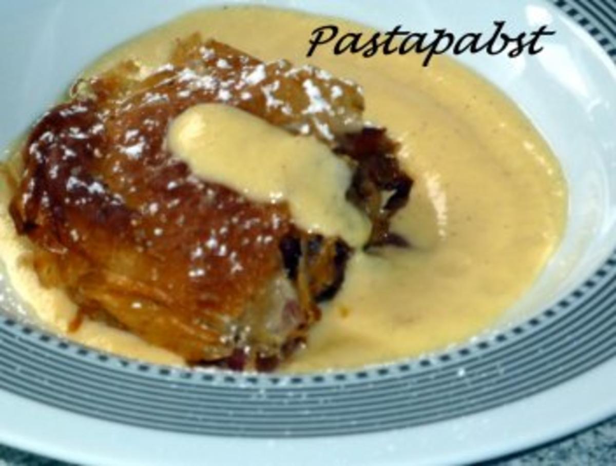 Zwetschgen-Lasagne - Rezept By Pastapabst