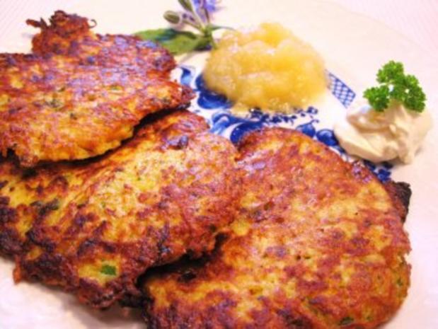 """Eifeler Kartoffelpuffer - """"Rievkooche"""" - Rezept - Bild Nr. 4"""