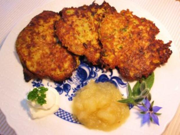 """Eifeler Kartoffelpuffer - """"Rievkooche"""" - Rezept - Bild Nr. 5"""