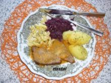 Rinderschmorbraten - Rezept