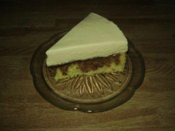 Marmor-Paradies-Creme Torte - Rezept