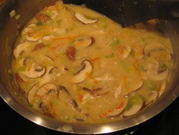 Suppe - Thailändisch scharf - Rezept - Bild Nr. 7