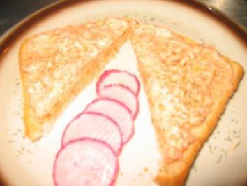 Snack: Seelachs-Frischkäse Aufstrich - Rezept