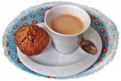 Schokoladen-Bananen-Muffins - Rezept