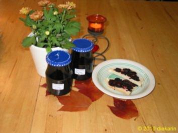 Holundergelee oder andere Gelees - Rezept