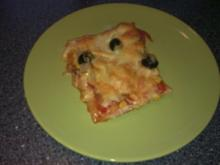 Pizza a la Peter - Rezept