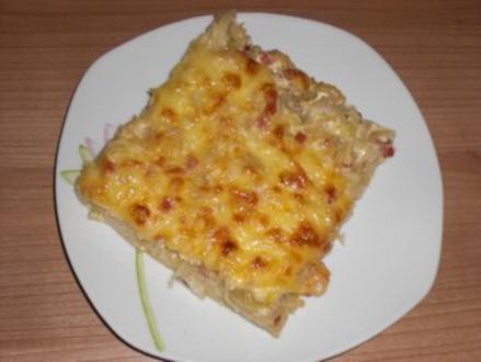 Allgäuer Zwiebelkuchen - Rezept