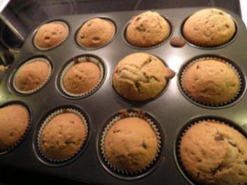 Muffins mit hauch von Gewürzen - Rezept