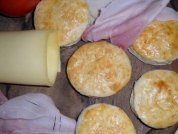 Cream Scones - Rezept