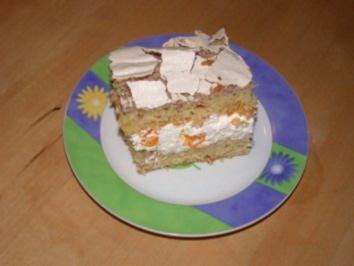 Schwedischer Mandarinenkuchen - Rezept