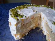 Mandarinen-Quark-Torte - Rezept