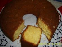 Mandel-Marzipan-Topfkuchen - Rezept