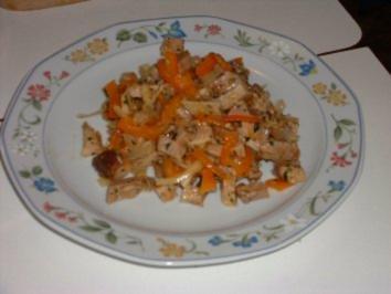 Muss weg Salat - Rezept