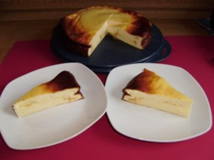 Maddekuche einfach (Käsekuchen) - Rezept