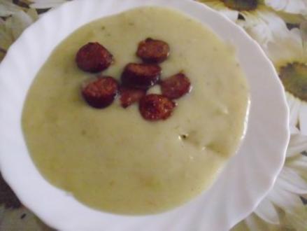 Kohl-Suppe - Rezept