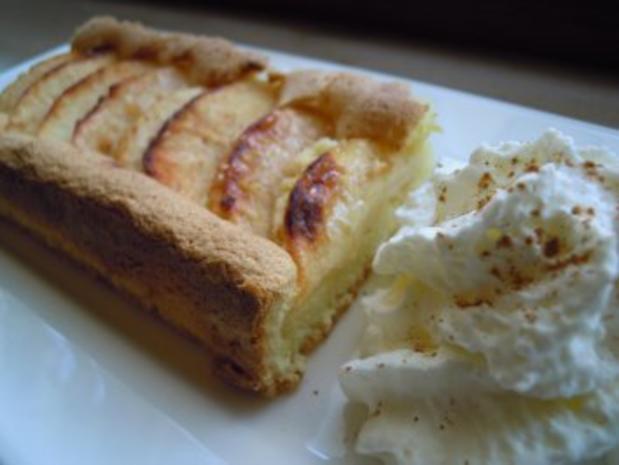 Apfel Zimt Blechkuchen Rezept Mit Bild Kochbar De