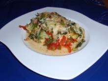 Maultaschen-Gemüse-Auflauf - Rezept