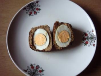 Eier im Nest - Rezept