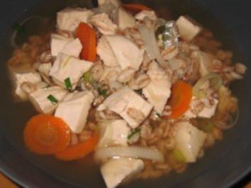 Hähnchen-Zartdinkel-Suppentopf - Rezept