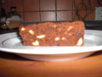 Cashew-Brownies - Rezept