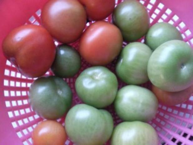 Grüne Tomaten-Chutney - Rezept - Bild Nr. 3