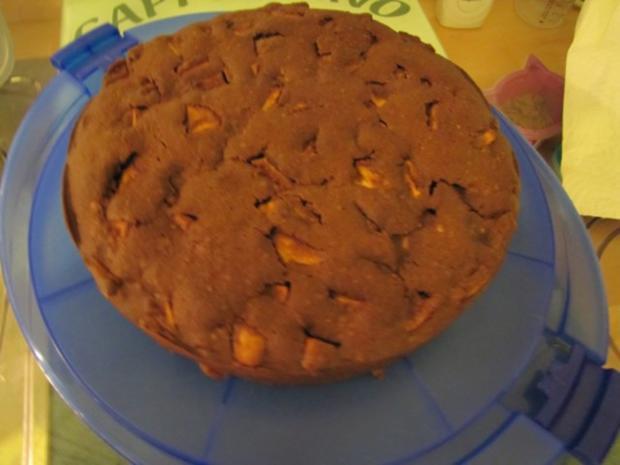 Spanischer Apfelkuchen - Rezept - Bild Nr. 4