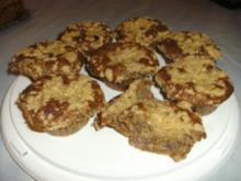 Pflaumen-Mandel-Muffins - Rezept