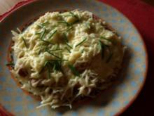 Sauerkraut-Knödel-Pfanne - Rezept