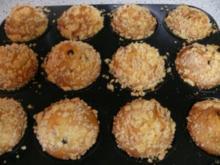Schokotröpfchen-Muffins - Rezept