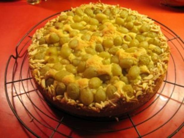 Traubenkuchen - Rezept