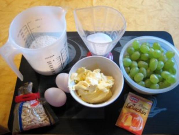 Traubenkuchen - Rezept - Bild Nr. 2